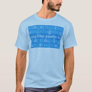 Camiseta Cante hacia fuera