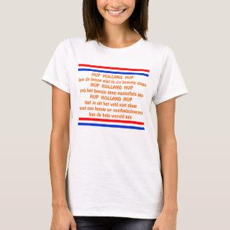 Camiseta Canto holandés Hup Holanda del fútbol Hup