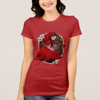 Camiseta Caperucita Rojo