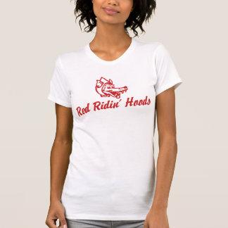 Camiseta Capillas rojas de Ridin
