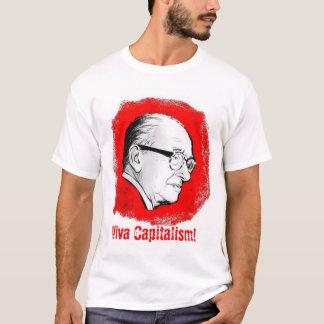 Camiseta ¡Capitalismo de Viva!