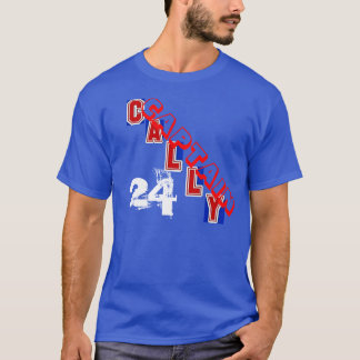 Camiseta Capitán Cally Broadway Blueshirts