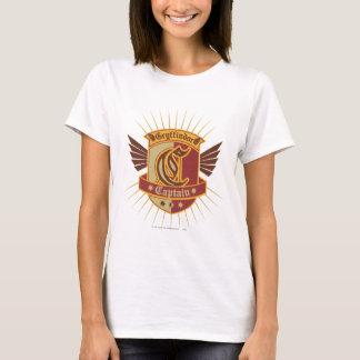 Camiseta Capitán Emble de Harry Potter el | Gryffindor