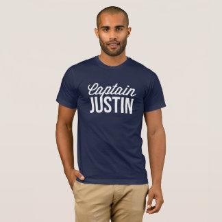 Camiseta Capitán Justin