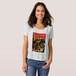 Camiseta Capitán Science -- Vampiros: ¿Real o no?