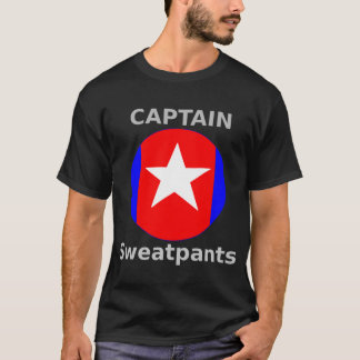 Camiseta Capitán Sweatpants