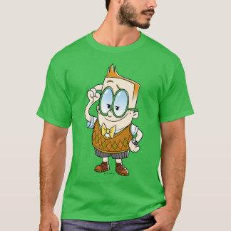 Camiseta Capitán Underpants el   Melvin lo sabe todo