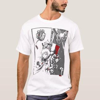 Camiseta Captura - gris - luz