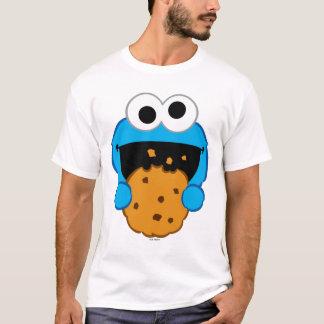 Camiseta Cara de la galleta