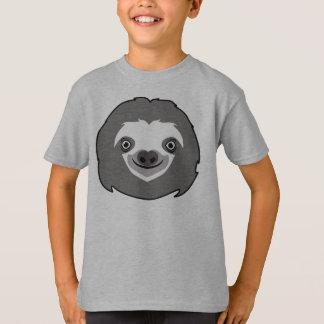 Camiseta Cara de la pereza