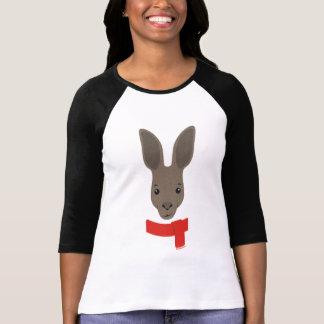 Camiseta Cara del canguro