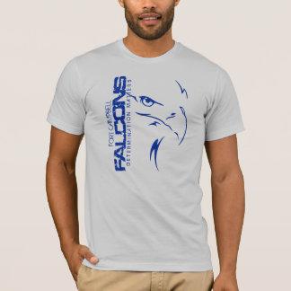 Camiseta Cara del halcón
