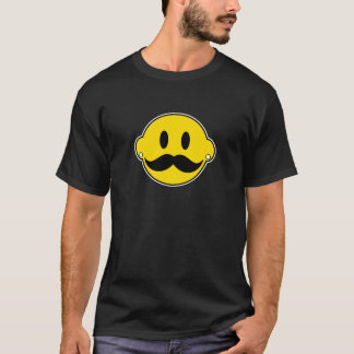Camiseta Cara feliz del inconformista