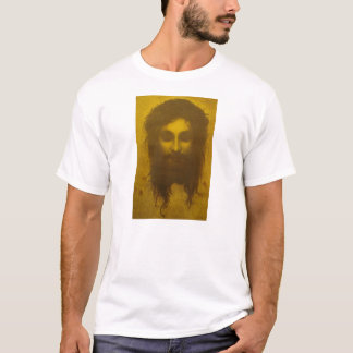 Camiseta Cara santa del velo del Jesucristo/Veronica