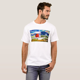 Camiseta Caracas City - My Town