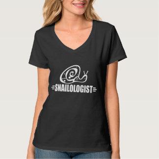 Camiseta Caracol divertido