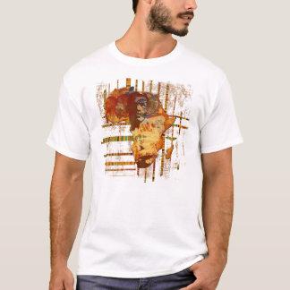 Camiseta Caras del arte tribal étnico africano África T de