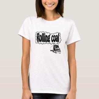 Camiseta Carbón del balanceo