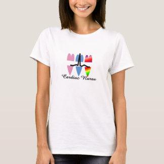 Camiseta CARDIACA de la ENFERMERA
