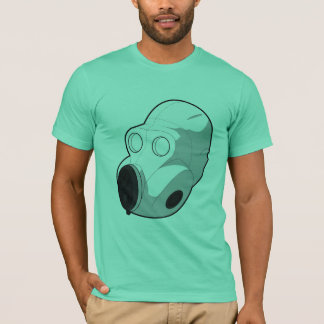 Camiseta Careta antigás