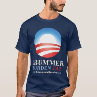 Camiseta Carga 2012 de Obummer - Obama anti