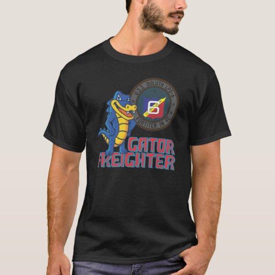 Camiseta Carguero del cocodrilo