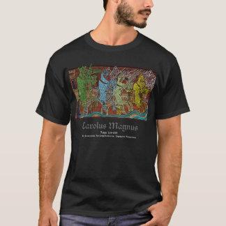 Camiseta Carlomagno (camiseta negra)