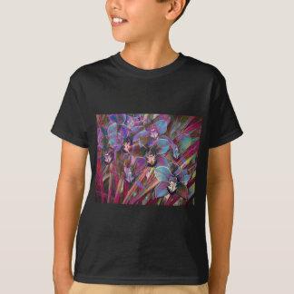 Camiseta Carnaval de la orquídea del Cymbidium