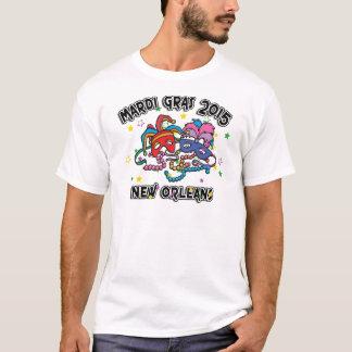Camiseta Carnaval New Orleans 2015