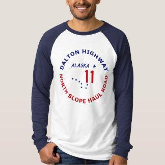 Camiseta Carretera de Dalton, camino del norte del
