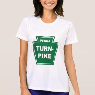 Camiseta Carretera de peaje de Pennsylvania