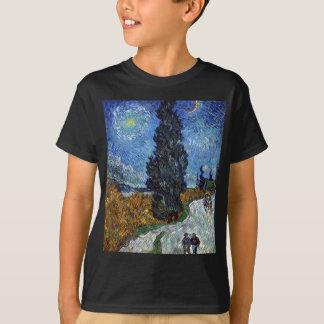 Camiseta Carretera nacional de Vincent van Gogh en Provence