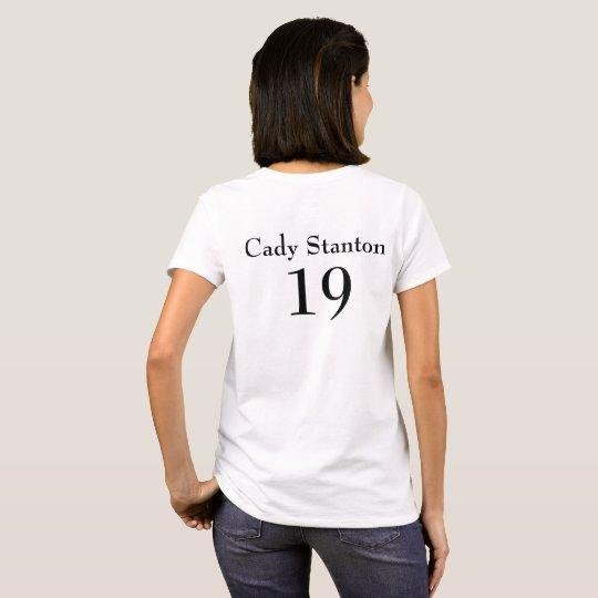 Camiseta Carrito Stanton del equipo