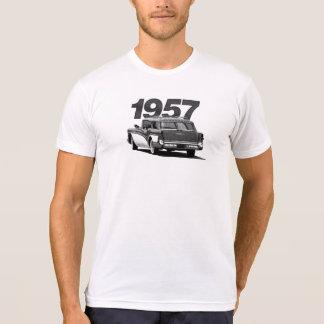 Camiseta carro 1957 de Buick del Dos-tono