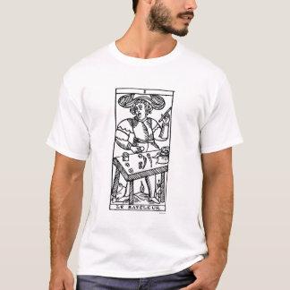Camiseta Carta de tarot: El juglar