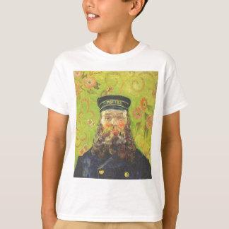Camiseta Cartero José Roulin - Vincent van Gogh del retrato