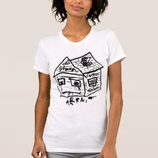 Camiseta CASA TRISTE I de JUSTIN AERNI