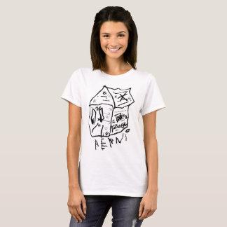 Camiseta CASA TRISTE V de JUSTIN AERNI