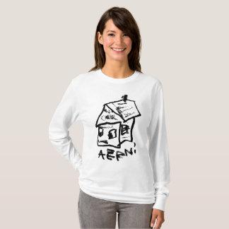 Camiseta CASA TRISTE VIII de JUSTIN AERNI