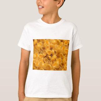 Camiseta cáscaras y queso