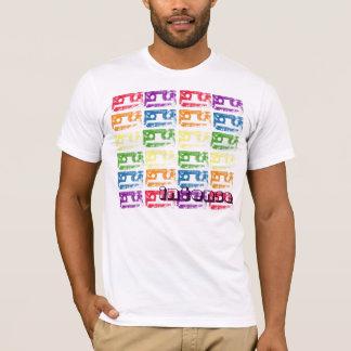 Camiseta Casete