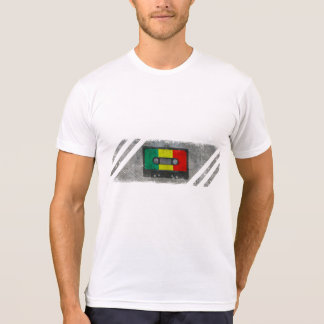 Camiseta Casete urbano del reggae