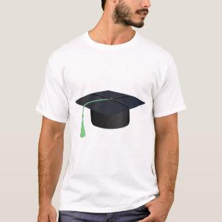 Camiseta Casquillo de la graduación