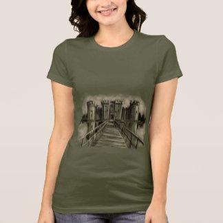 Camiseta Castillo de Bodiam - Sussex del este, Reino Unido