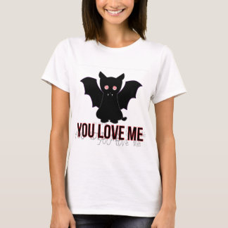 Camiseta Cat Vam Pirin: You Love Me
