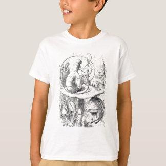 Camiseta Caterpiller fuma un ushrooa de la cachimba