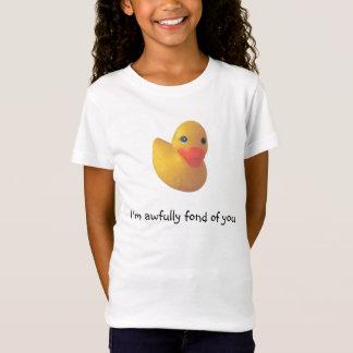 Camiseta Caucho Ducky
