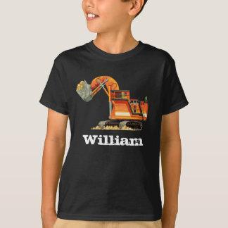 Camiseta Cavador conocido de encargo del camión de la