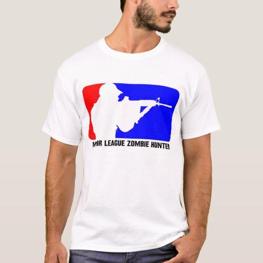 Camiseta Cazador 3 del zombi de la primera división