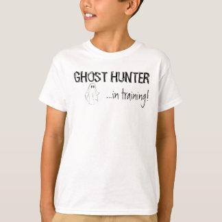 Camiseta Cazador del fantasma en el entrenamiento
